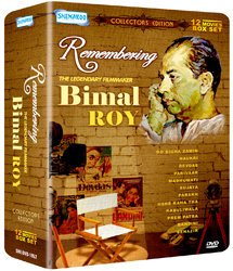 Remembering The Legendary Filmmaker Bimal Roy - Collectors Edition 12 DVD Pack